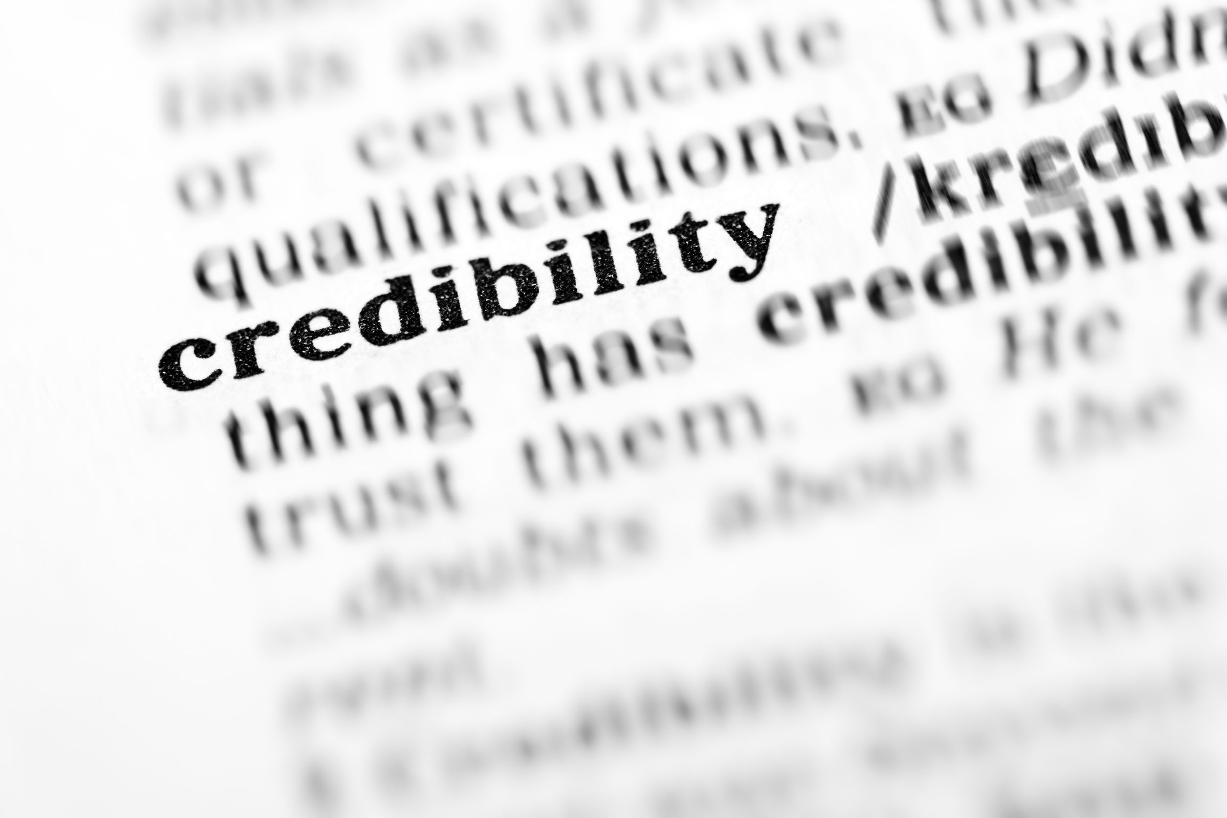 5 ways to build credibility